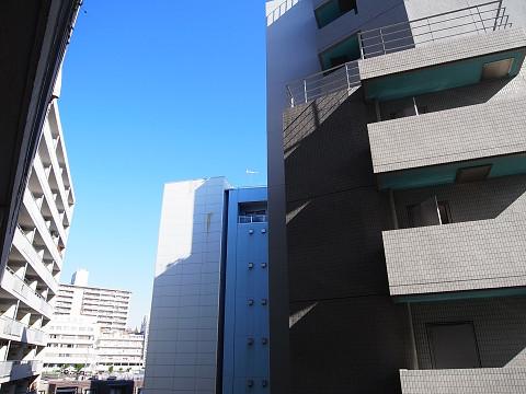 駒場ネオパレス 眺望