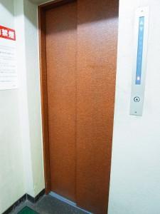 目黒小山マンション エレベーター