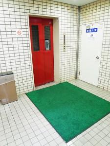 ドルミ第2御苑 エレベーター