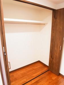 目黒小山マンション 洋室2 クローゼット