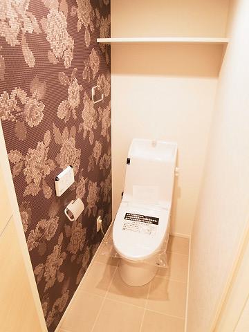 パボレアール四谷 トイレ