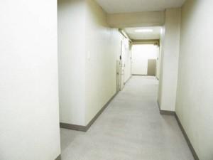 上馬マンション  内廊下