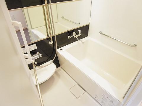 サンヴェール世田谷経堂 浴室