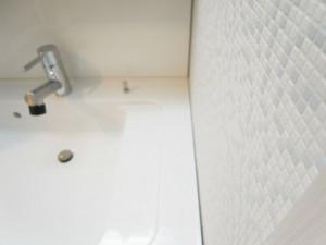 祐天寺第2コーポラス 洗面台