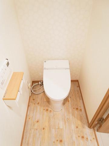 野沢ダイヤモンドマンション トイレ