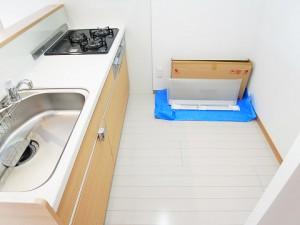 野沢ダイヤモンドマンション キッチン