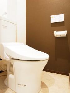 シャンボール第2築地  トイレ