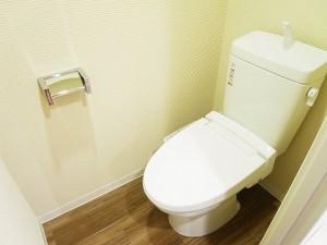 中銀新川マンシオン トイレ