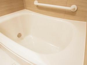 中銀新川マンシオン  バスルーム
