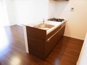 柿の木坂スカイマンション  キッチン