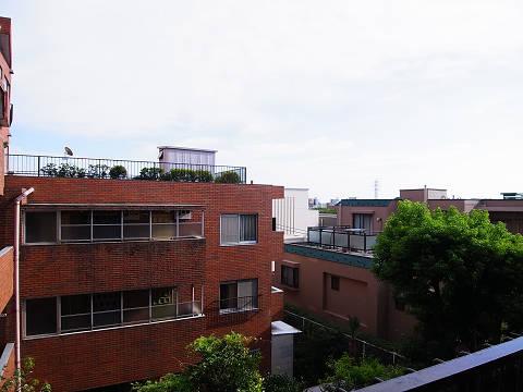 柿の木坂スカイマンション  眺望