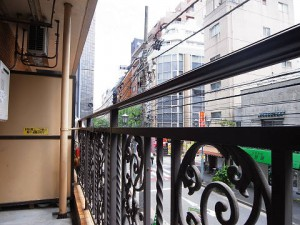 ダイアパレス新宿一丁目  眺望