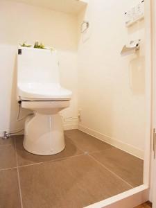 ハイネスロワイヤル  トイレ