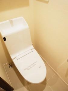 朝日三番町プラザ トイレ