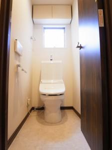 マンション都立大 トイレ