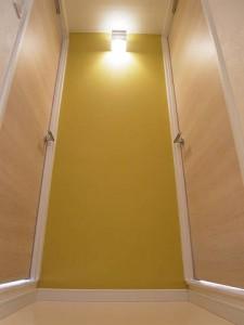 玉川コーポラス 2階ドア