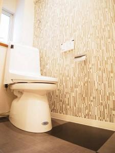 ライオンズマンション桜新町  トイレ