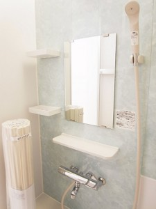 パラスト千歳船橋   浴室