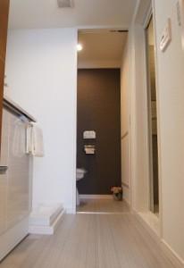 玉川コーポラス 洗面室