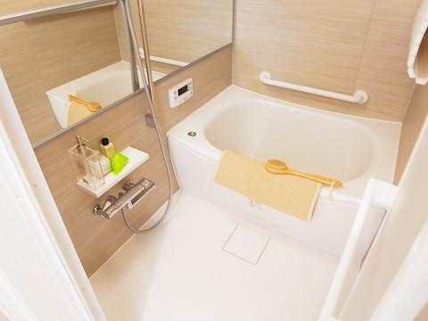 玉川コーポラス 浴室