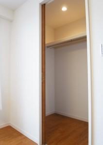 玉川コーポラス 洋室2WIC