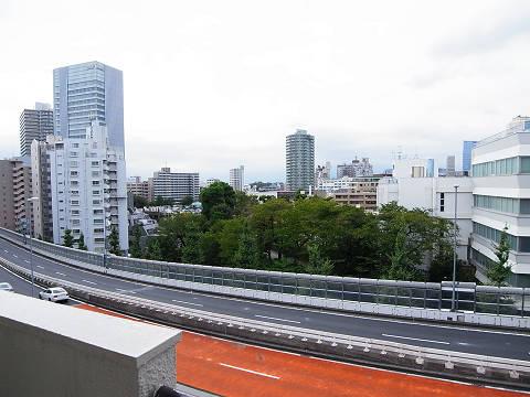 池田山スカイマンション  眺望