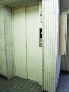 池田山スカイマンション  エレベーター