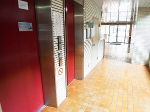 笹塚ダイヤモンドマンション  エレベーター