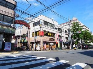 渋谷本町マンション  周辺
