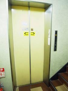 ヴェルドミール柳橋 エレベーター