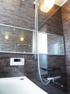 牛込中央マンション バスルーム