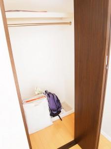 二子玉川ロイヤルマンション   洋室3収納