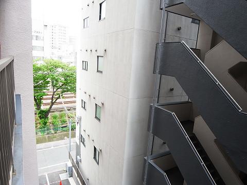 メゾン・ド・エビス 眺望