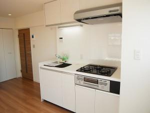 自由ヶ丘セントラルマンション キッチン