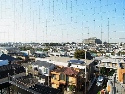 自由ヶ丘セントラルマンション 眺望