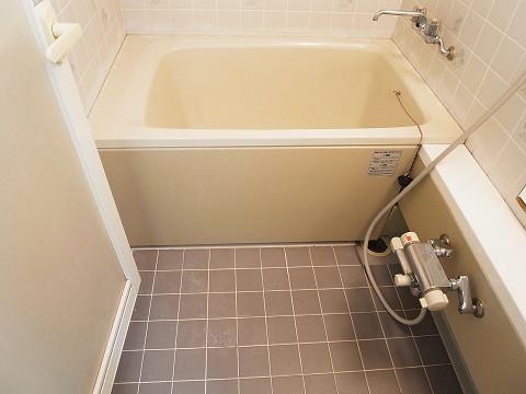 フドウ学芸大ハイツ 浴室