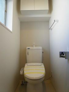 第2豪徳寺ハイム トイレ