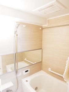 ヴァリエ後楽園 バスルーム