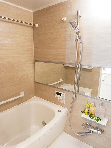 アゼリアハイライズ 浴室