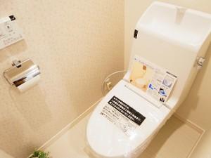 アゼリアハイライズ トイレ
