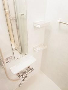 ハイネス池尻 浴室