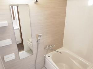 コーポラス幡ヶ谷  浴室