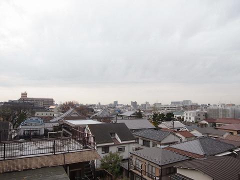 クレベール西新宿フォレストマンション 眺望