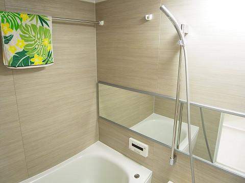 自由が丘センチュリーマンション 浴室