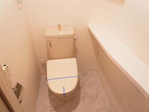 新宿スカイプラザ トイレ