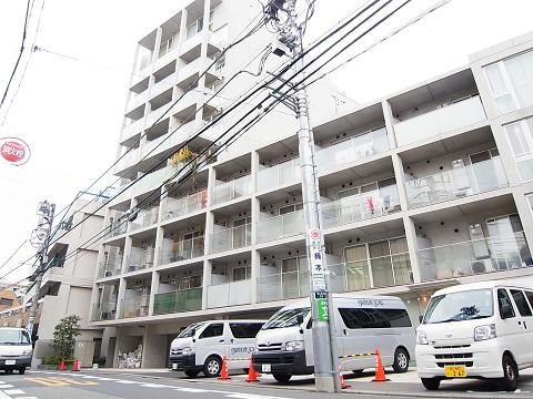 セルフィスタ渋谷 外観