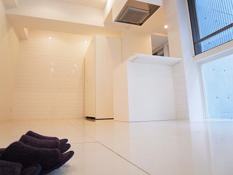 セルフィスタ渋谷 洋室
