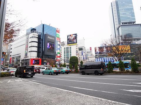 セルフィスタ渋谷 周辺