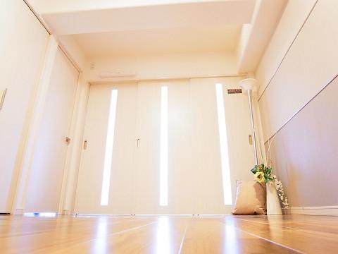 日商岩井第2玉川台マンション ダイニングキッチン