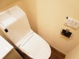 自由ヶ丘第6コーポ トイレ